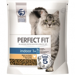 Perfect Fit Cat Indoor 1+ reich an Huhn 1,4kg