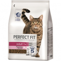 Perfect Fit Cat Adult 1+ reich an Lachs 2,8kg