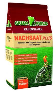 Greenfield Nachsaat Plus 5 kg Standbodenbeutel
