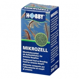 Dohse Mikrozell Artemia Futter 20 ml