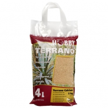 Dohse HOBBY Terrano Kalzium Bodengr. rot Ø 2-3 mm 5 kg