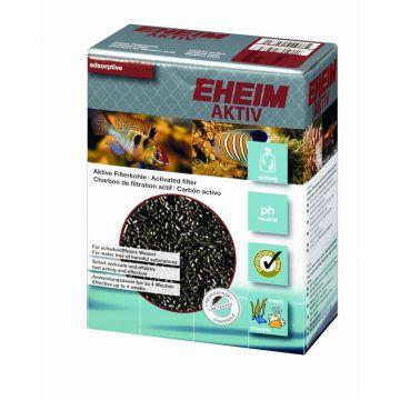 EHEIM Filterkohle für klares Aquariumwasser Karbon im Netzbeutel 1 Liter