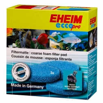 EHEIM Filtermatten für Außenfilter ecco, 3 Stück