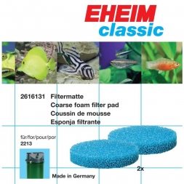 EHEIM Aquarium Filtermatte für Filterbox 2213
