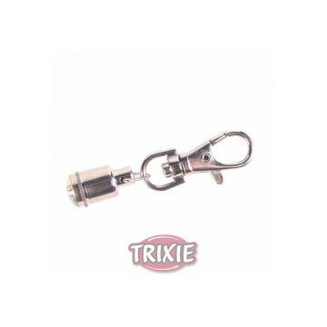 Trixie Flasher für Hunde und Katzen  1 cm, silber