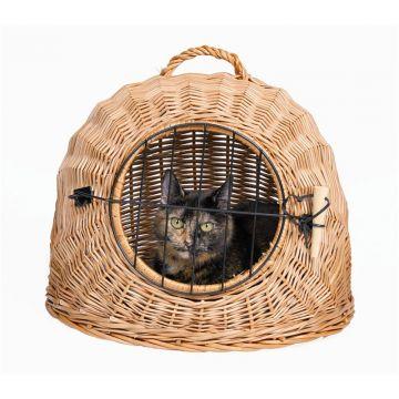 Trixie Korbhöhle mit Gitter  45 cm