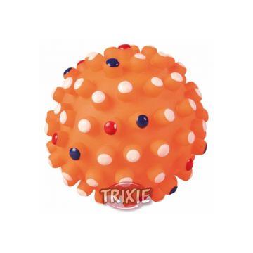 Trixie Igelball, große Noppen, Vinyl  10 cm