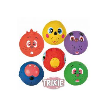 Trixie 12 Faces, Latex  6 cm (Menge: 12 je Bestelleinheit)