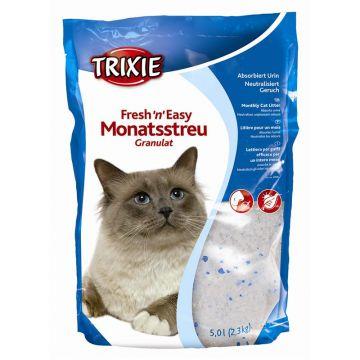 Trixie FreshnEasy Granulat 5 l 2,3 kg