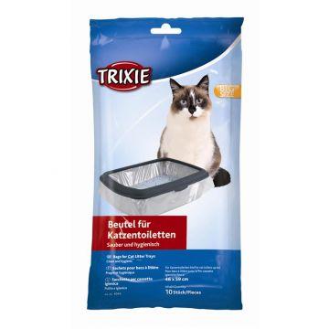 Trixie Katzentoilettenbeutel bis 46 × 59 cm, 10 St.