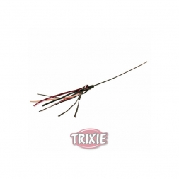 Trixie Spielstab mit Lederbändchen 65 cm