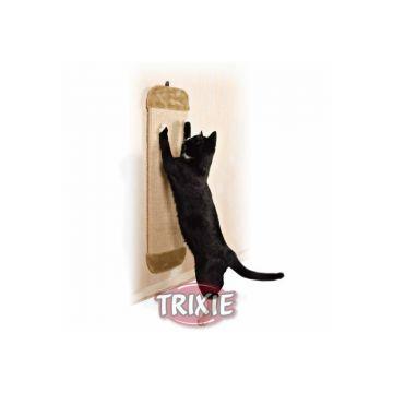 Trixie Kratzbrett XL mit Plüsch 18 × 78 cm, beige