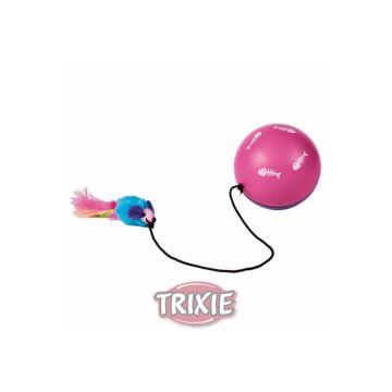 Trixie Turbinio Ball mit Motor Maus  9 cm