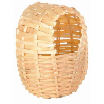 Trixie Exotennest, Bambus 9 × 10 cm
