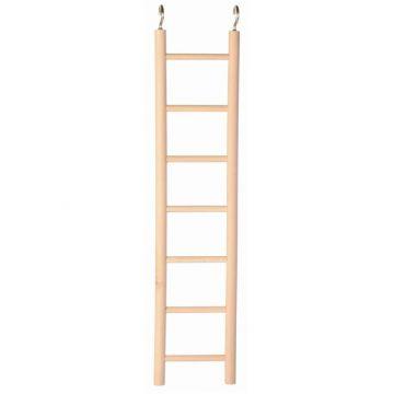 Trixie Holzleiter 7 Sprossen 32 cm