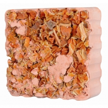 Trixie Nagestein mit Karottenwürfeln 75 g