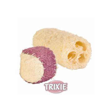 Trixie Luffa Kleintierball und  rolle  4 cm, 2 St.