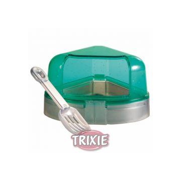 Trixie Ecktoilette mit Dach, Hamster 14 × 8 × 11 11 cm