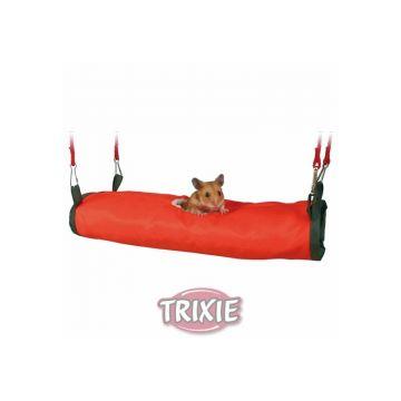 Trixie Kuscheltunnel für Hamster  9 × 30 cm