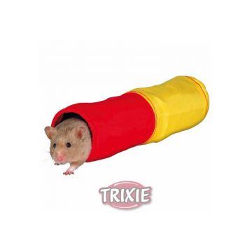 Trixie Crunch Rascheltunnel für Hamster  6 × 25 cm