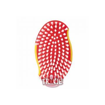 Trixie Kleintier Striegel 6 × 10 cm