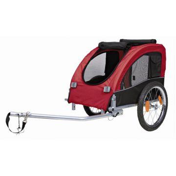 Trixie Fahrrad Anhänger M: 45 × 48 × 74 cm