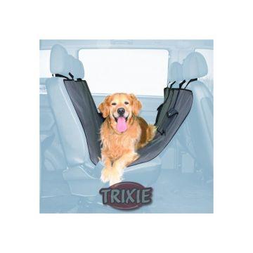 Trixie Auto Schondecke 1,40 × 1,45 m, schwarz braun