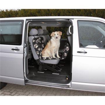 Trixie Auto Schondecke 0,65 × 1,45 m, schwarz beige