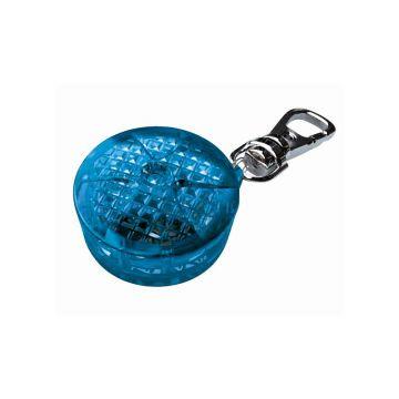 Trixie Flasher für Hunde  3,5 cm, blau