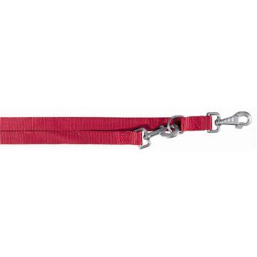 Trixie V Leine Classic M bis L: 2,00 m 20 mm, rot