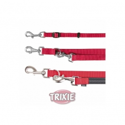 Trixie Classic Leine XS: 1,20 bis 1,80 m 10 mm, rot