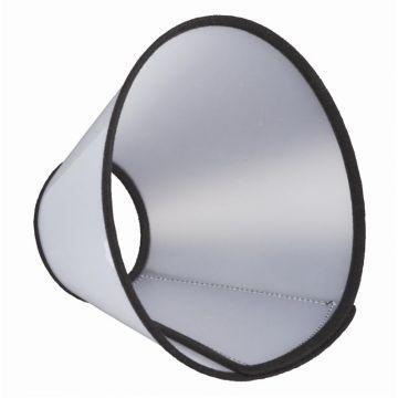 Trixie Schutzkragen mit Klettverschluss, S-M: 30-37 cm/14 cm