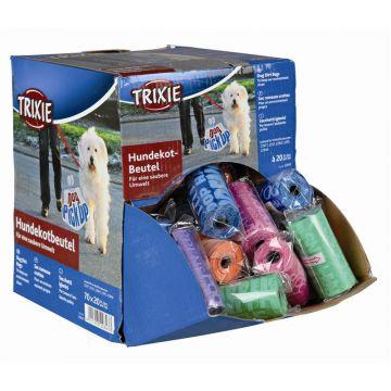 Trixie Pick Up Display Hundekotbeutel 70 Rollen a 20 Stück