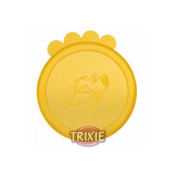 Trixie Dosendeckel  7 cm, 3 St., farblich sortiert