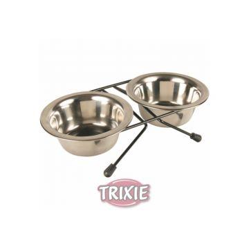 Trixie Eat on Feet Napf Set 2 × 0,2 l  10 cm