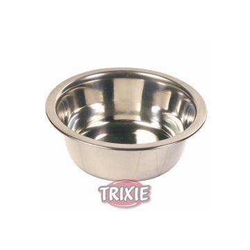 Trixie Edelstahlnapf 2,8 l  24 cm