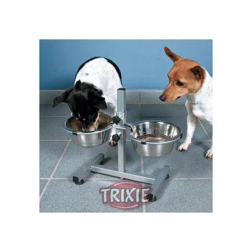 Trixie Hundebar 2 × 2,8 l  24 cm