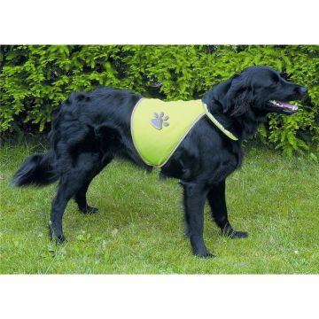 Trixie Sicherheitsweste für Hunde neongelb