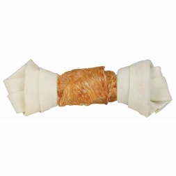 Trixie Denta Fun Kauknoten, Huhn 18 cm, 120 g