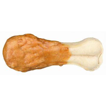 Trixie Denta Fun Kauknochen, Huhn, 11 cm, 2 St. a 60 g