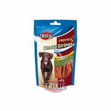 Trixie Premio Omega Stripes, Hühnchen 100 g
