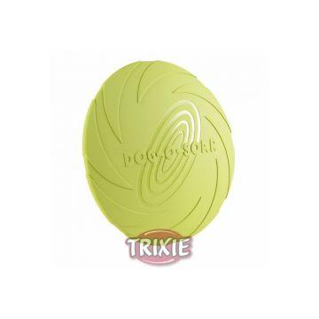 Trixie Dog Disc, schwimmt, Naturgummi  24 cm