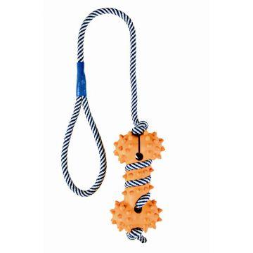 Trixie Knochen, phosphoreszierendes Seil 11 cm 40 cm