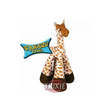 Trixie Giraffe, langbeinig, Plüsch 33 cm