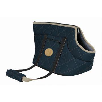 Trixie Tasche Viktoria, dunkelblau/hellblau