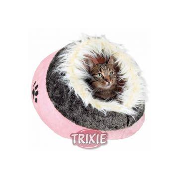 Trixie Kuschelhöhle Minou, rosa grau