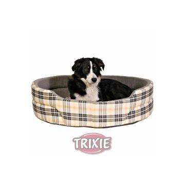 Trixie Bett Lucky 65 × 55 cm, beige grau