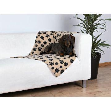Trixie Beany Fleecedecke 100 × 70 cm, beige