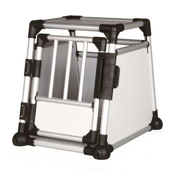 Trixie Transportkäfig, Aluminium, 48 × 57 × 64 cm