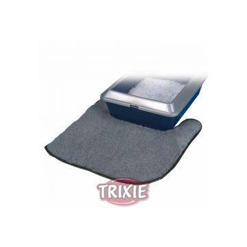 Trixie Vorleger für Katzentoiletten, Polyester